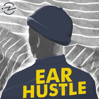 ear hustle podcast logo