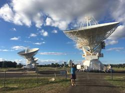 the Austrailian Telescope