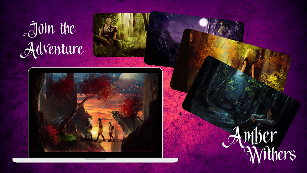 Amulet of the Witch: Digital Download File