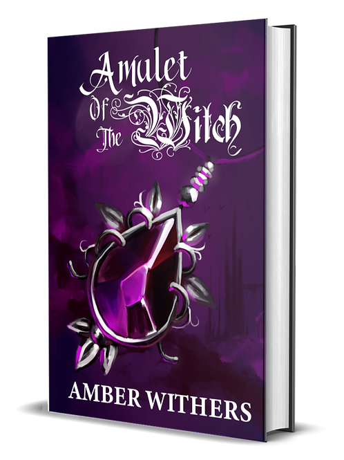 Tales of Skiora: Amulet of the Witch (Book One)