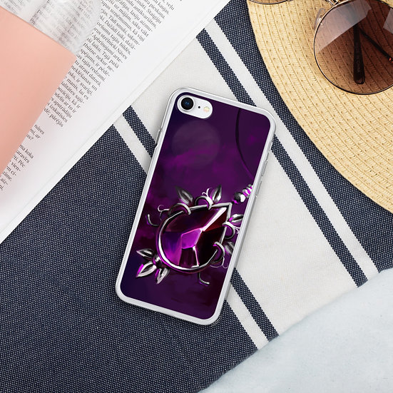 Liquid Glitter Phone Case: Amulet of the Witch