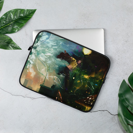 Laptop Sleeve: A Life to Remember