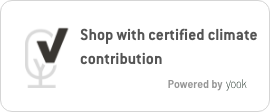 Shop with certified climate contribution