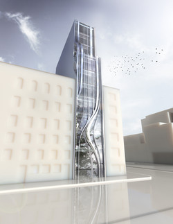 Chapter 07b 170 Forsyth Street New York City Tower main perspective DONE