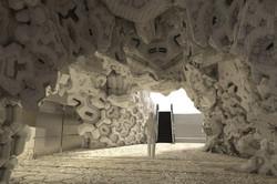 Chapter XXX Harvey Milk Plaza fractal grotto2
