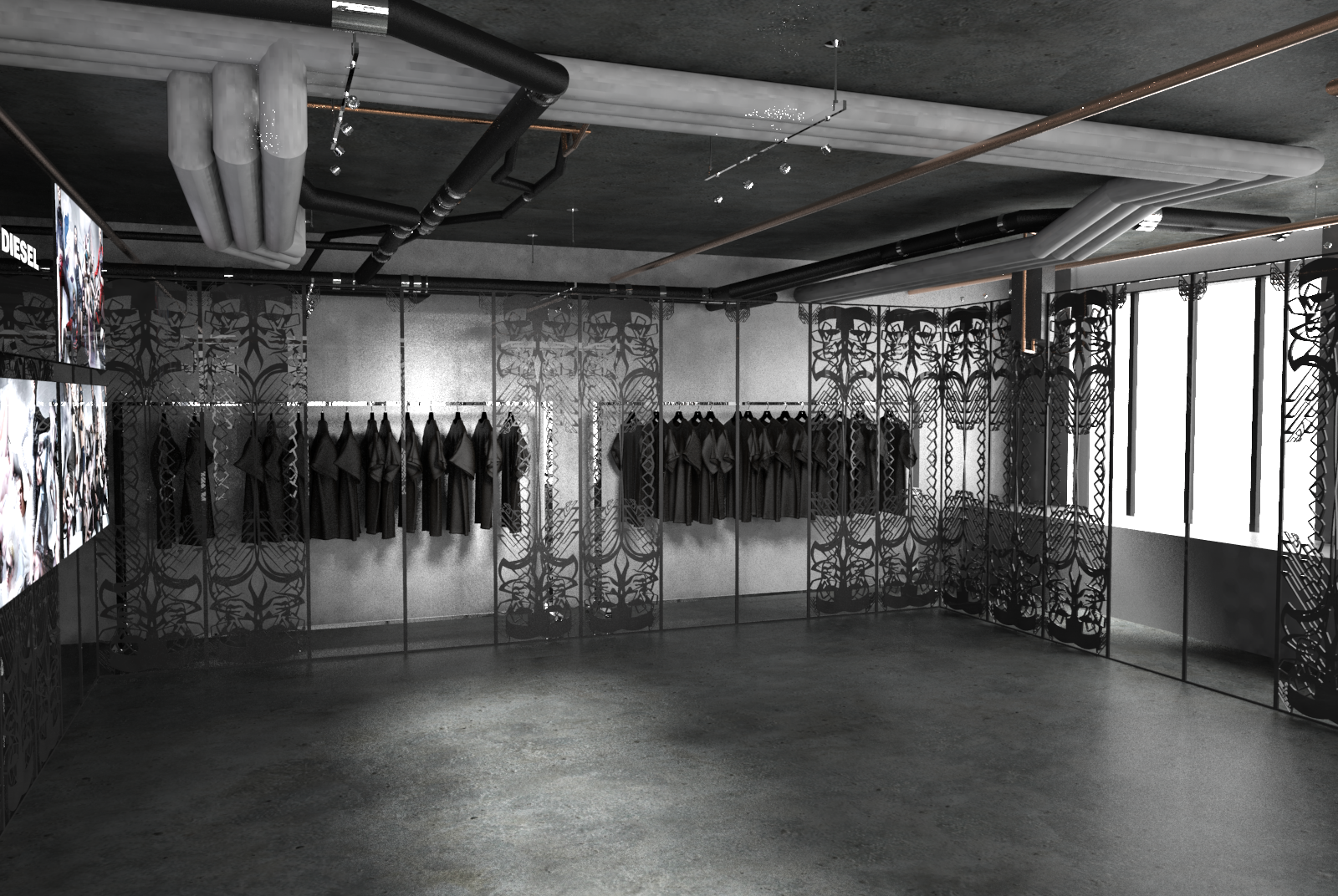 Chapter 04b Diesel Concept Stores Williamsburg rendering 2 DONE