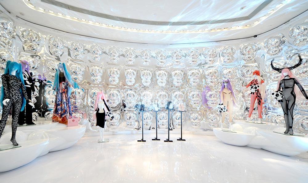 Nicola Formichetti Store Beijing 002