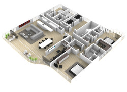 Chapter 07c 548c West 22nd Street, New York City axonometric DONE