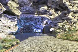 Chapter XXX Harvey Milk Plaza fractal grotto REDONE