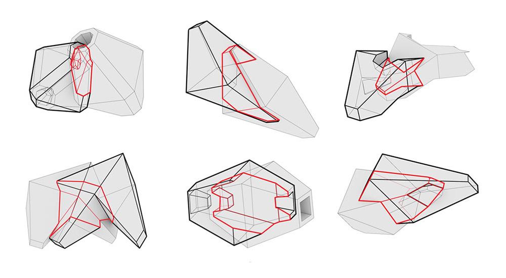 Parametric Walls 005
