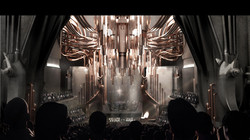 Lithuania pipe organ