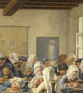 The Catholic School: The Frontline of Evangelization