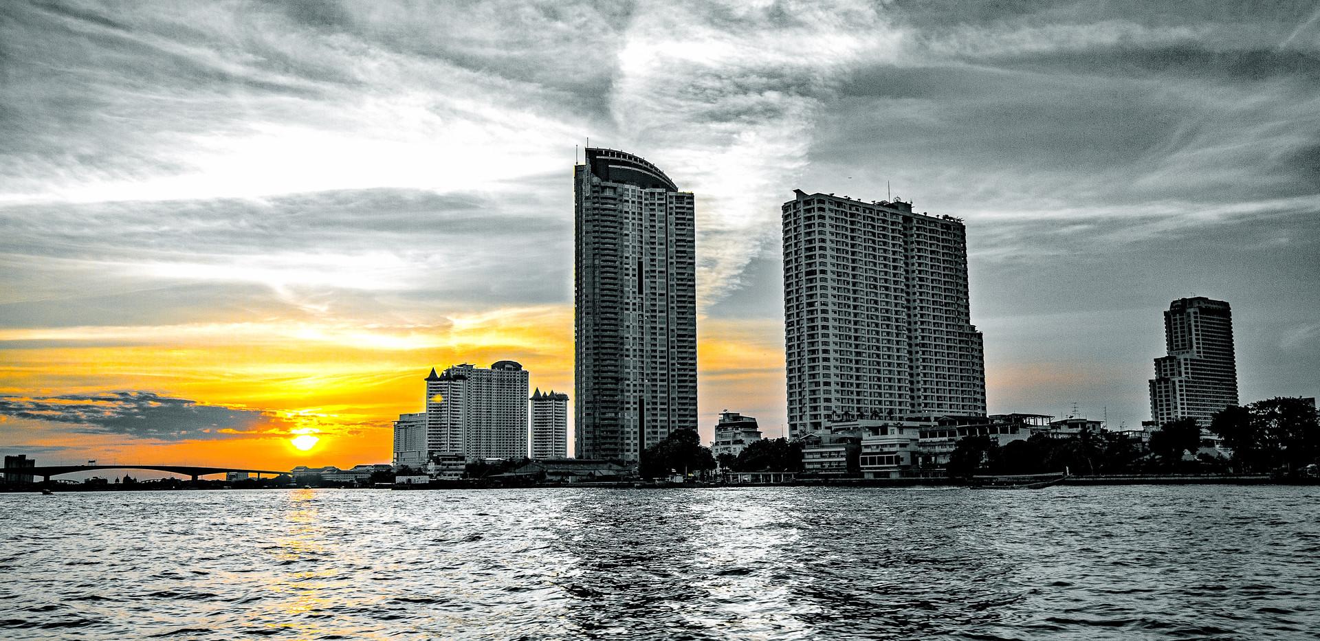 Klong Sunset