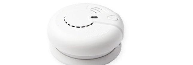 Беспроводной датчик дыма и угарного газа EWF1CO