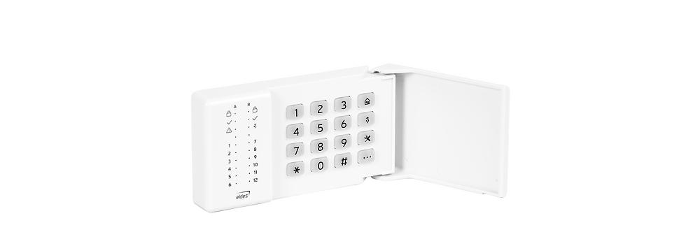 Беспроводная LED клавиатура EWKB4