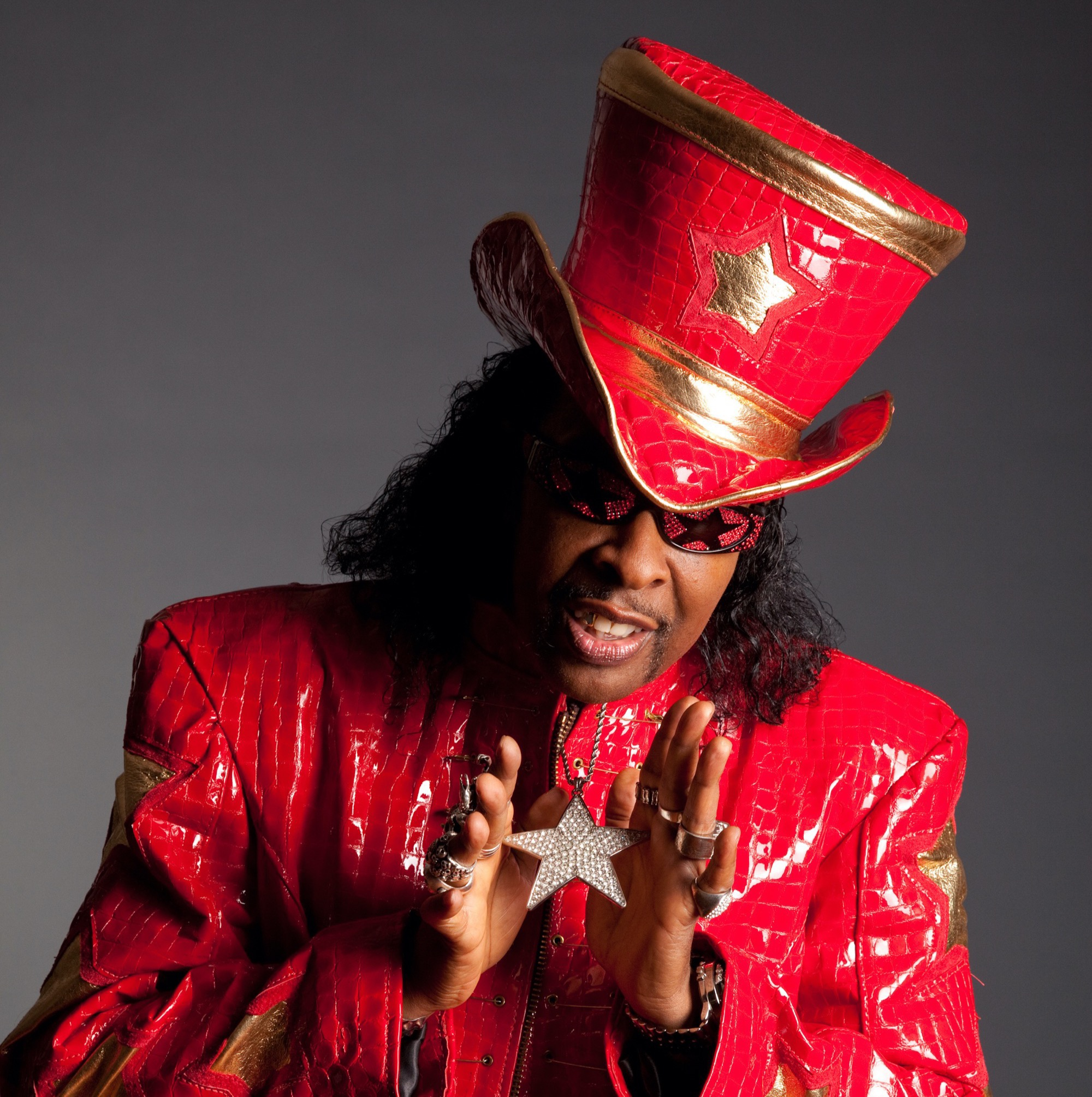 Ep 14: Bootsy Collins