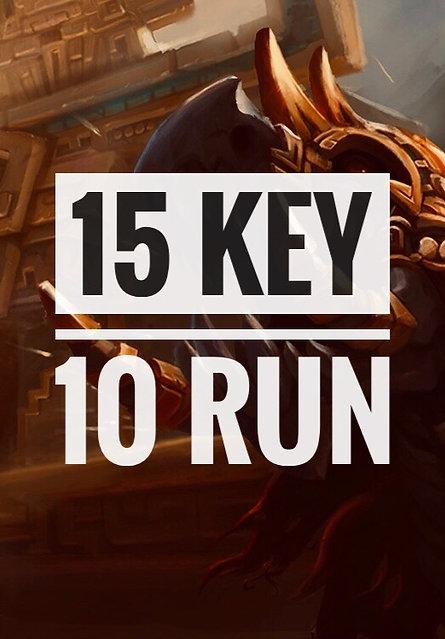[10x] Mythic +15