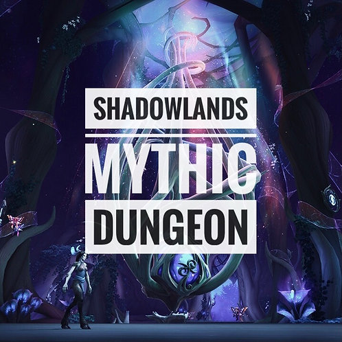 [8/8] Shadowlands Mythic +0