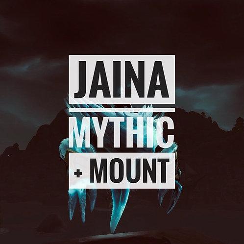 Jaina Mythic + Mount