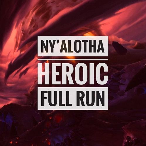 [12/12] Ny'Alotha Heroic