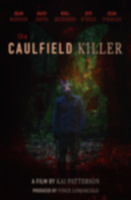 Caulfield Killer Movie Poster