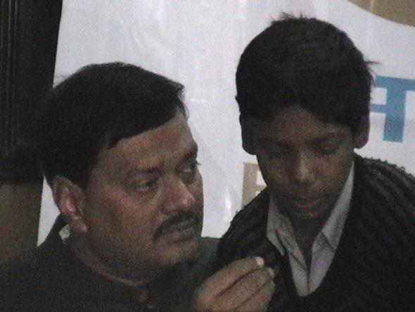 PK Siddharth with Child.jpg