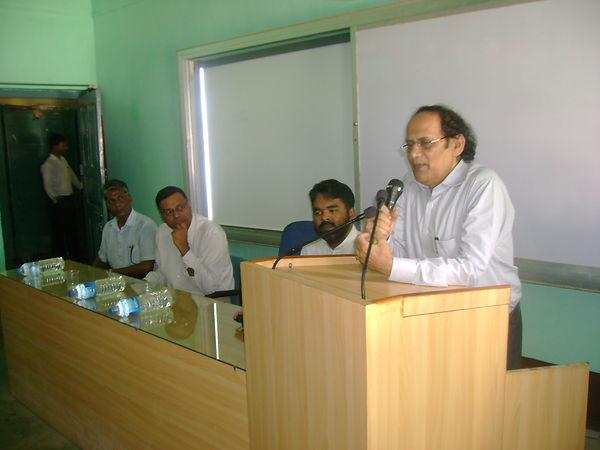 Pk siddharth in leadership development programe