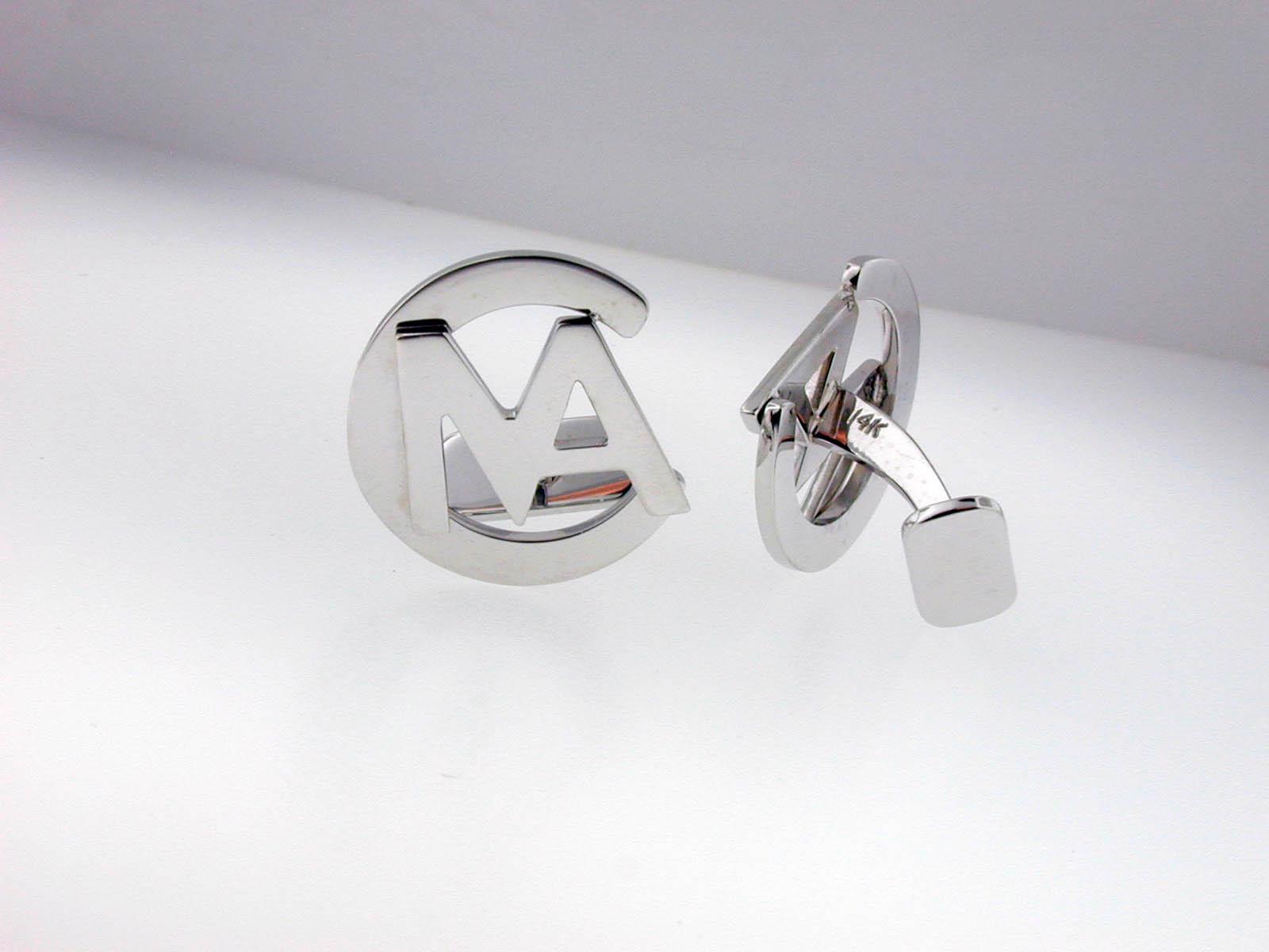 CMA cufflinks