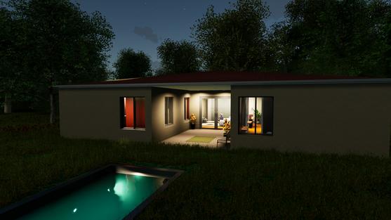 Maison avant-projet