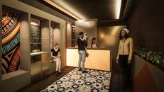 Design d'un restaurant