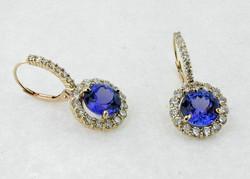 Tanzinite Halo earrings 02.jpg