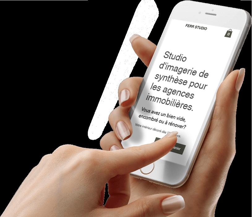 Website iphone