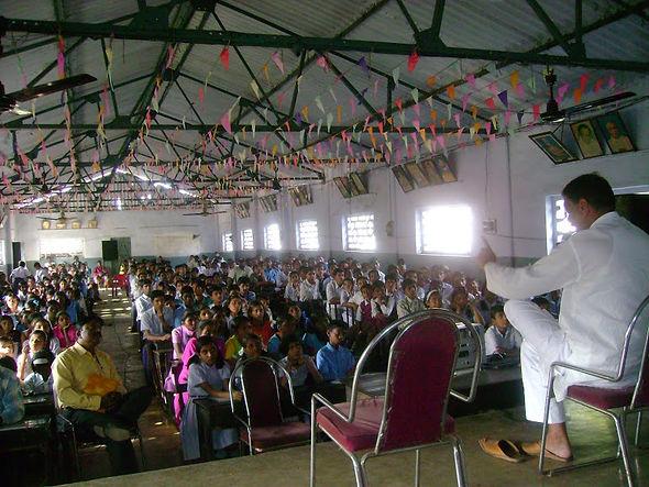 PK Siddhartha in  Khelari.jpg