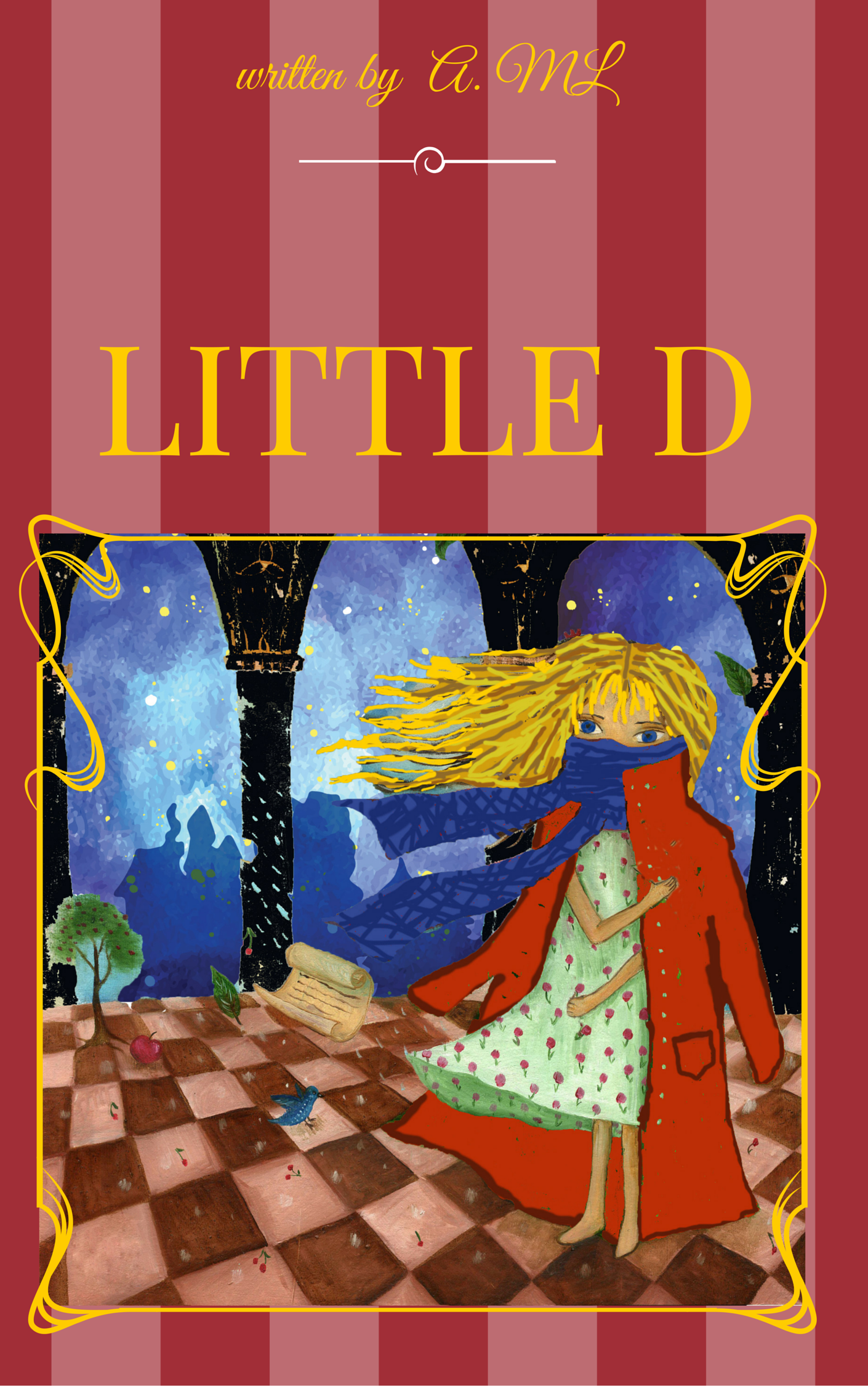 LITTLE D book novel