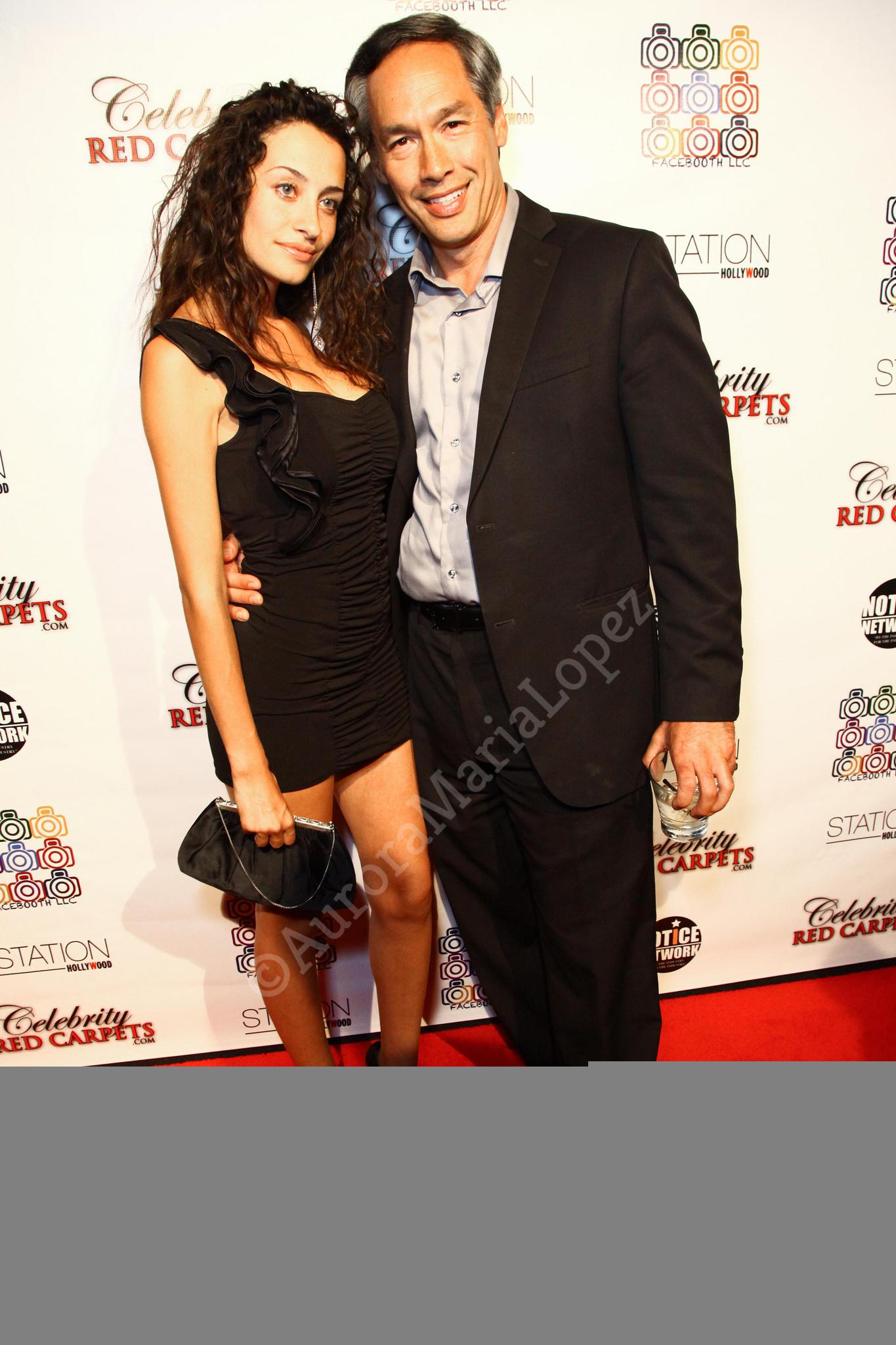 Auora & Steve MTV Music Awards 9-2012