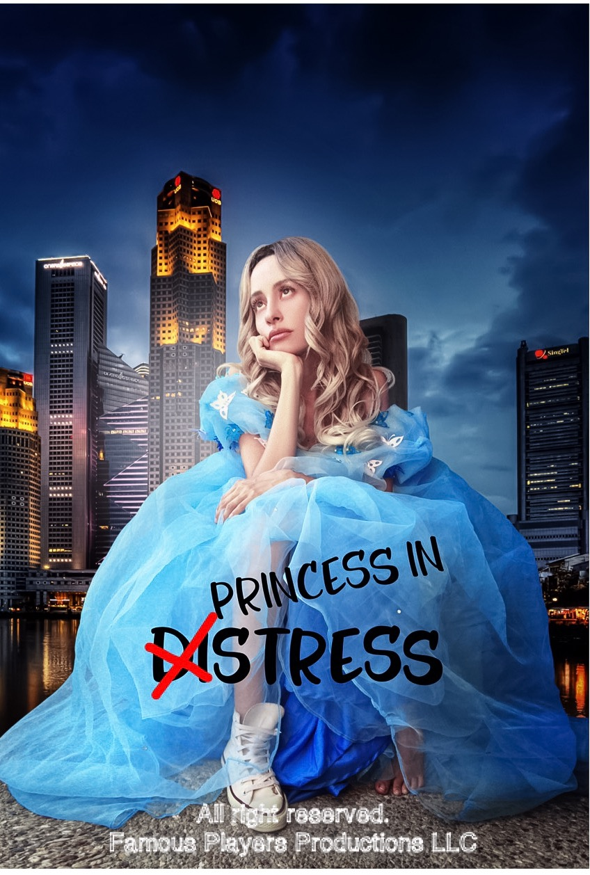 PRINCESS IN DI-STRESS SHOP