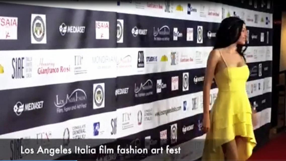 AURORA MARIA LOPEZ LOS ANGELES ITALIA FILM FEST
