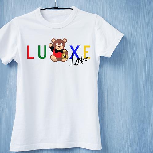 Luxe Bear Tee