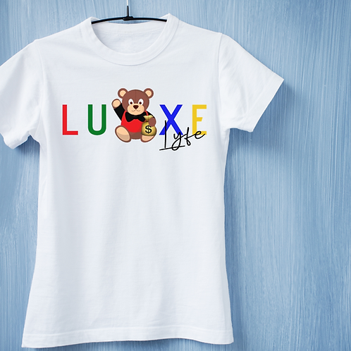 Luxe Bear T shirt