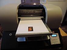 Сувенирная печать, сувенирный принтер, Dreamjet 329