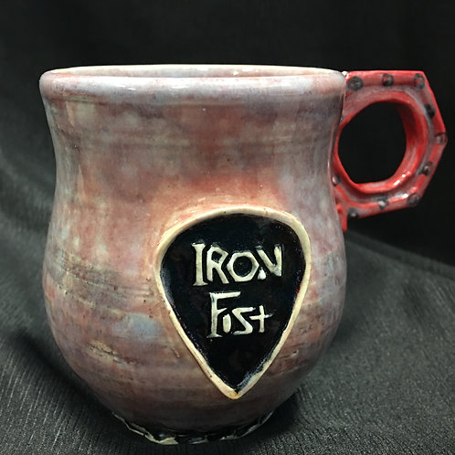 Iron Fist/Don't Fake It Mug