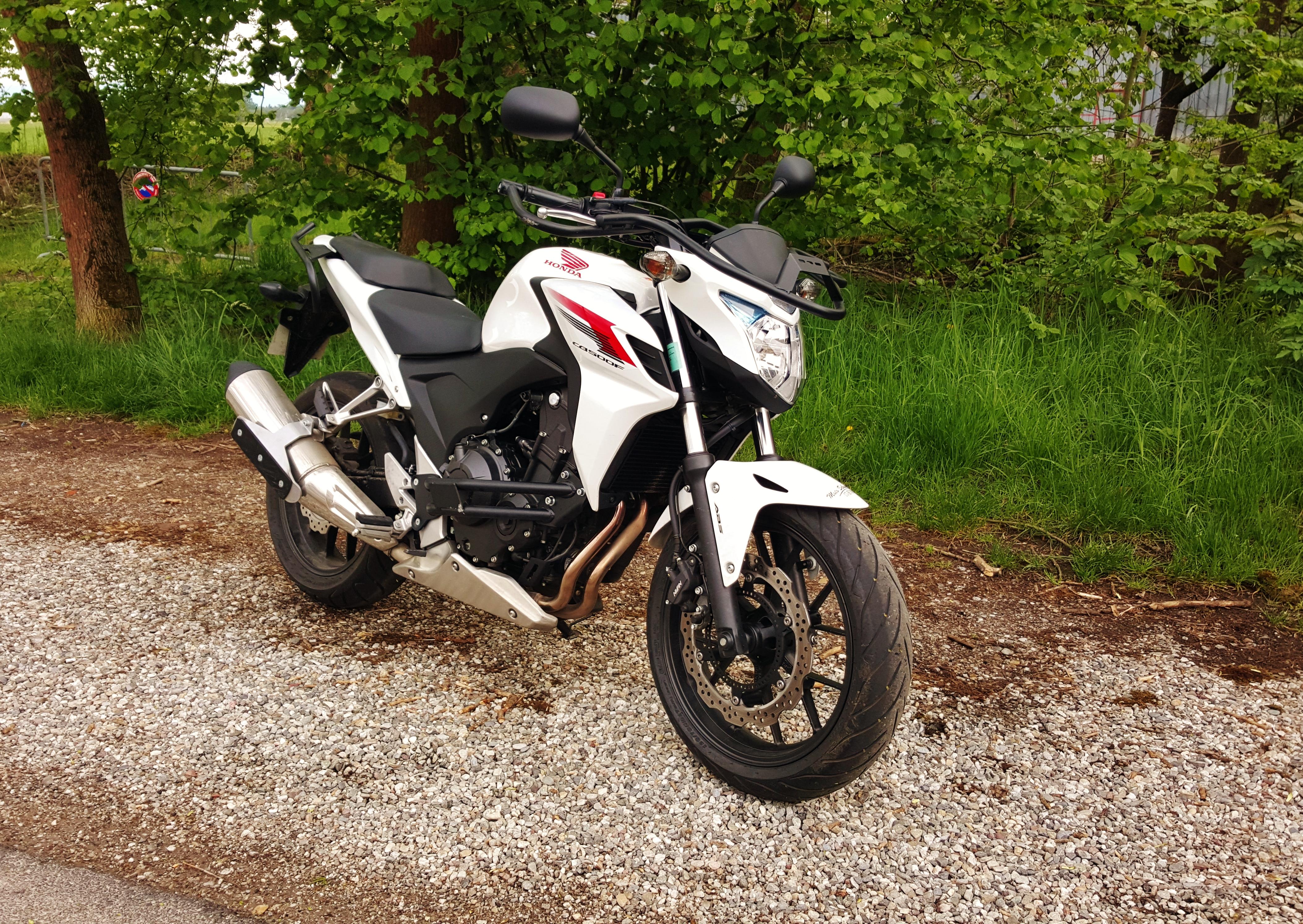 Honda CB500 - permis A2