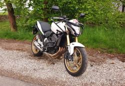 Honda CB600 Hornet - permis A