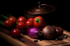 Gemüse, Food photography