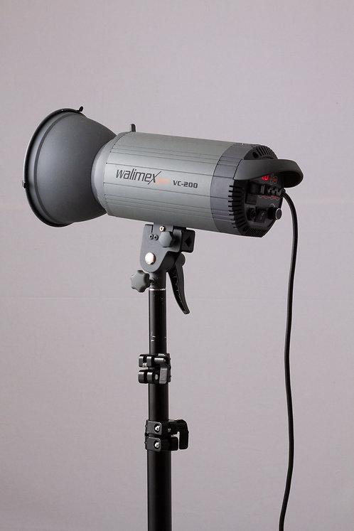 Walimex pro VC-200, Vermietung 1 Tag CHF 55