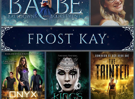 Book Events for the next year!