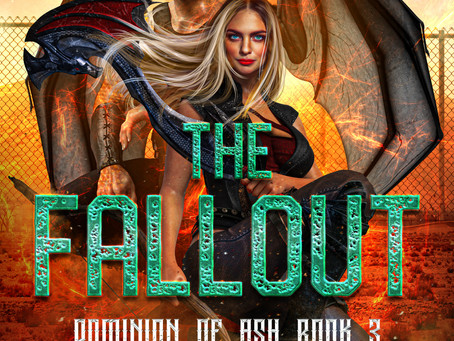 THE FALLOUT is now available!
