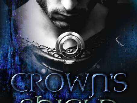 Crown's Shield Cover Reveal!