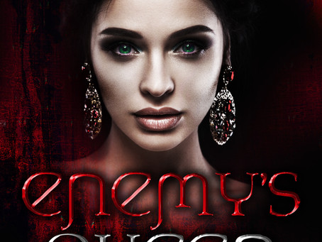 Cover Reveal- Enemy's Queen