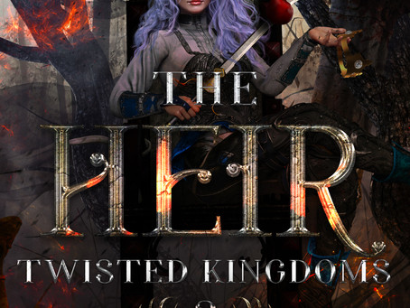 Have you read THE HEIR?